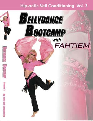 Belly Dance Boot Camp, with Fahtiem